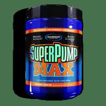 Gaspari Nutrition スーパーポンプマックスオレンジクーラー 639g