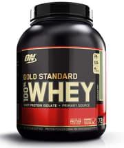 Optimum Nutrition ゴールドスタンダード 100% ホエイ チョコレートミント 2.24 kg