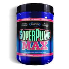 Gaspari Nutrition スーパーポンプ MAX ピンクレモネード 1.41ポンド