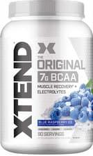 Scivation Xtend BCAAs ブルーラズベリー 90 サービング 1.24 kg