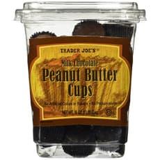 Trader Joe\'s ダークチョコレート ピーナッツバターカップ 454 g