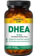 Country Life DHEA 25 mg 90ベジカプセル