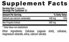 Country Life 蜂プロポリスキャップ 500 mg 100ベジカプセル