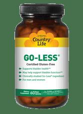 Country Life ゴーレス男性 & 女性用 膀胱の健康を支援 60ベジカプセル