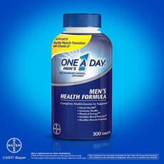 One A Day Men's Health Formula 300 Tablets