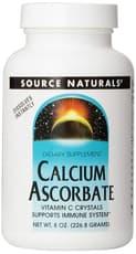 Source Naturals アスコルビン酸カルシウム 236 ml