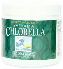 Source Naturals Yaeyama Chlorella 8 oz
