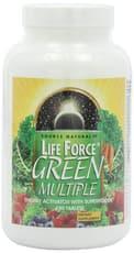Source Naturals Life Force 緑のマルチビタミン 180錠