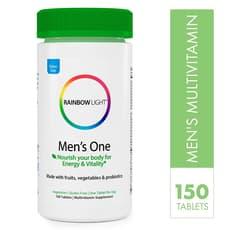 Rainbow Light  男性用マルチビタミンメンズワン 150タブレット