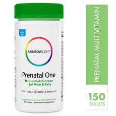 Rainbow Light 妊婦用ビタミンプレナタルワン150タブレット