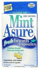 Rainbow Light MintAsure Breath Freshener 75 Capsules