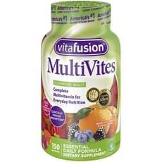 Vitafusion マルチビタミングミ ビタミン for アダルト 150 グミ