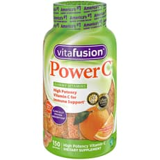 Vitafusion Power C Gummy Adult Vitamins 150 Gummies
