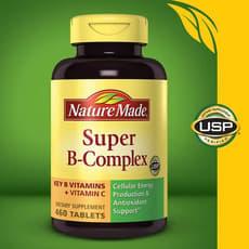 Nature Made スーパーB-コンプレックス 460タブレット