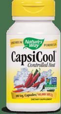 Nature\'s Way ケプシクールコントロールヒット 390 mg 100ベジカプセル