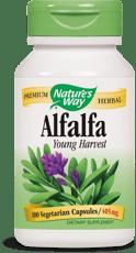 Nature's Way アルファルファ リーブス 405 mg 100 ベジカプセル