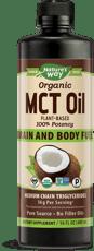 Nature's Way 100% MCTココナッツオイル 480 ml