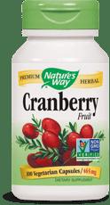 Nature's Way クランベリーフルーツ465 mg 100ベジカプセル