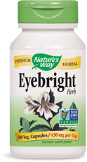Nature's Way アイブライト ハーブ 430 mg 100ベジカプセル