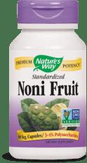 Nature's Way ノニフルーツ 3-4% 多糖類 60ベジカプセル