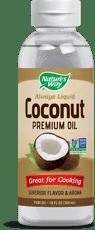 Nature's Way リキッドココナッツプレミアムオイル300 ml