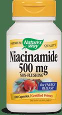 Nature's Way ナイアシナミド 500 mg 100カプセル