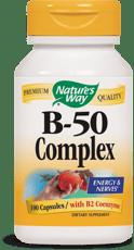 Nature's Way B-50コンプレックス 100カプセル