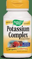 Nature's Way カリウムキレート 99 mg 100カプセル