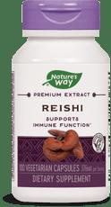 Nature\'s Way レイシ 標準化 376 mg 100ベジカプセル