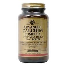 Solgar アドバンストカルシウムコンプレックス 120 錠