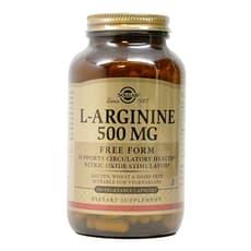 Solgar Lアルギニン500 mg 250 ベジカプセル
