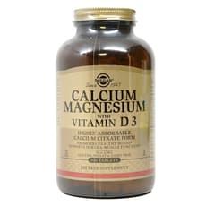 Solgar カルシウム マグネシウム ウィズビタミンD3 300 錠