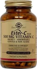 Solgar エステルCプラスビタミンC 500 mg 100 ベジカプセル