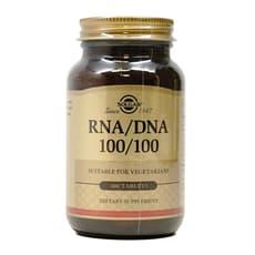 Solgar RNA / DNA 100/100 mg 100錠
