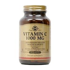 Solgar ビタミンC 1,000 mg 90錠