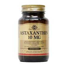 Solgar アスタキサンチン 10 mg 30 ソフトジェル