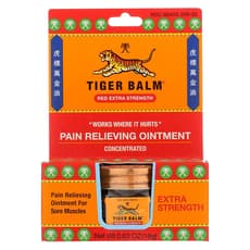 Tiger Balm Pain Relieving Ointment Extra Strength 0.63 oz