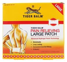 Tiger 鎮痛貼り薬 ハイドロゲル アイパッチ 4パッチ