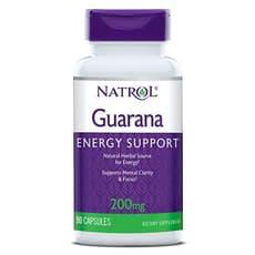 NATROL ガラナ 200 mg 90カプセル