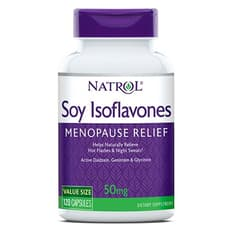 NATROL 大豆イソフラボン 50 mg 60カプセル
