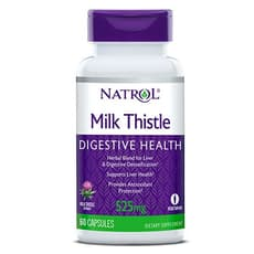 NATROL ミルクシスルアドバンテージ 525 mg 60ベジカプセル