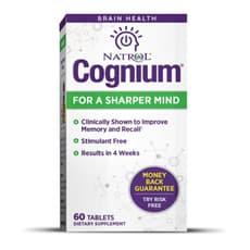 NATROL コグニウム 60錠