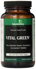 Futurebiotics バイタル グリーン 375ベジカプセル