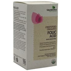 Futurebiotics レモンピールの葉酸 800mcg 120ベジカプセル