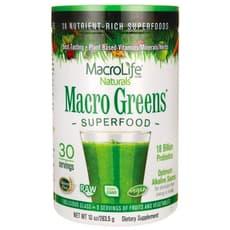 Macrolife Naturals Macro Greens 10 oz