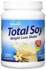 Naturade Total Soy Meal Replacement Vanilla 19.1 oz