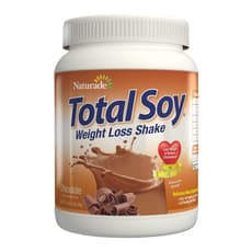 Naturade Total Soy Weight Loss Shake Chocolate 1.2 lb