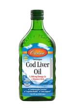 Carlson Labs ノルウェータラ肝油 500 ml