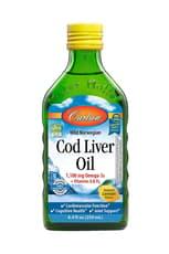 Carlson Labs 肝油レモン風味250 ml