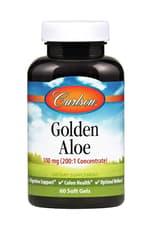 Carlson Labs ゴールデンアロエ100 mg 60粒 ソフトジェル